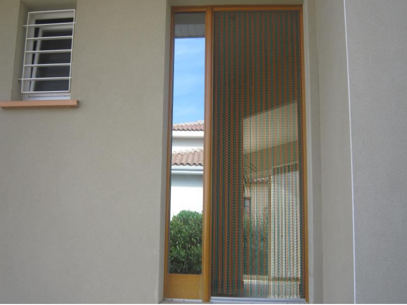 rideau de porte